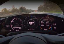 Сколько времени нужно, чтобы проехать 1000 км на Porsche Taycan