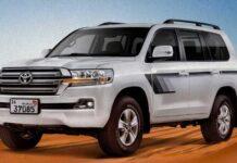 Toyota выпустила винтажную версию Land Cruiser