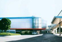 Музей Toyota в Японии