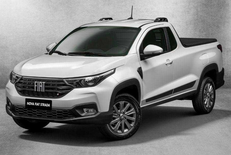Fiat представил новое поколение бюджетного пикапа Strada
