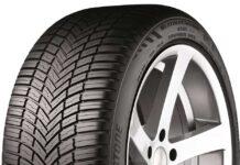 Bridgestone выпустила новую всесезонную шину