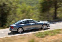 Новые Volvo не смогут ехать быстрее 180 км/ч