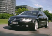 Volkswagen Phaeton 2002-2010