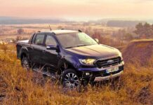 Тест-драйв Ford Ranger Wildtrack