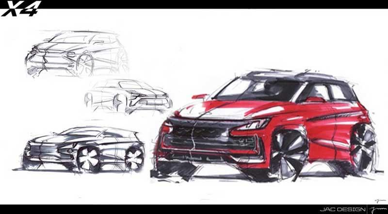 JAC и Volkswagen построят кроссовер с именем, как у BMW