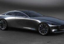 У следующей Mazda6 будет три двери и задний привод