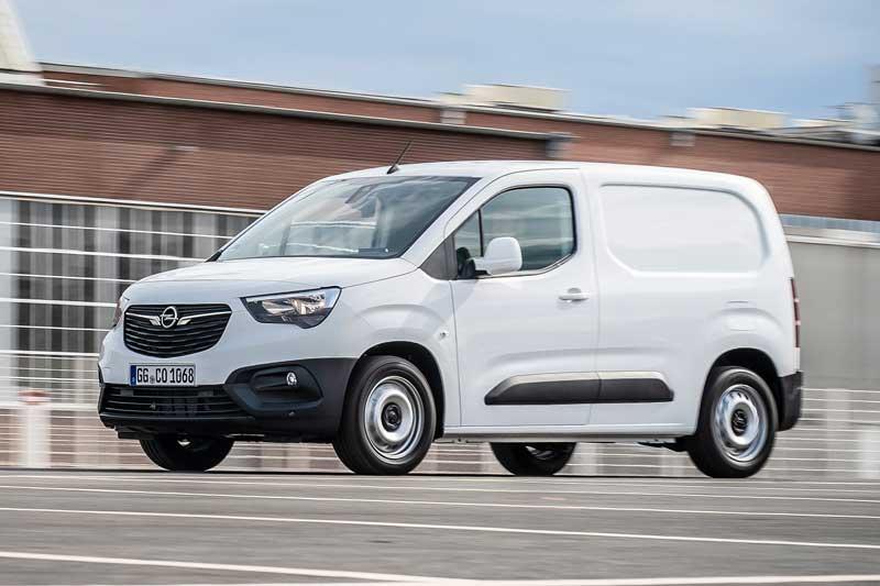 Новый Opel Combo Cargo уже в Украине