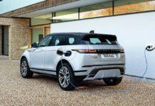 Две модели Land Rover стали розеточными гибридами