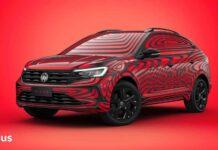 Volkswagen начал рассекречивать кроссовер Nivus