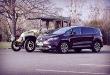 Renault откажется от минивэна Espace
