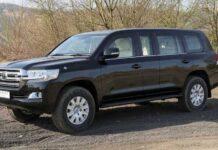 Toyota Land Cruiser 200 превратили в бронированный лимузин