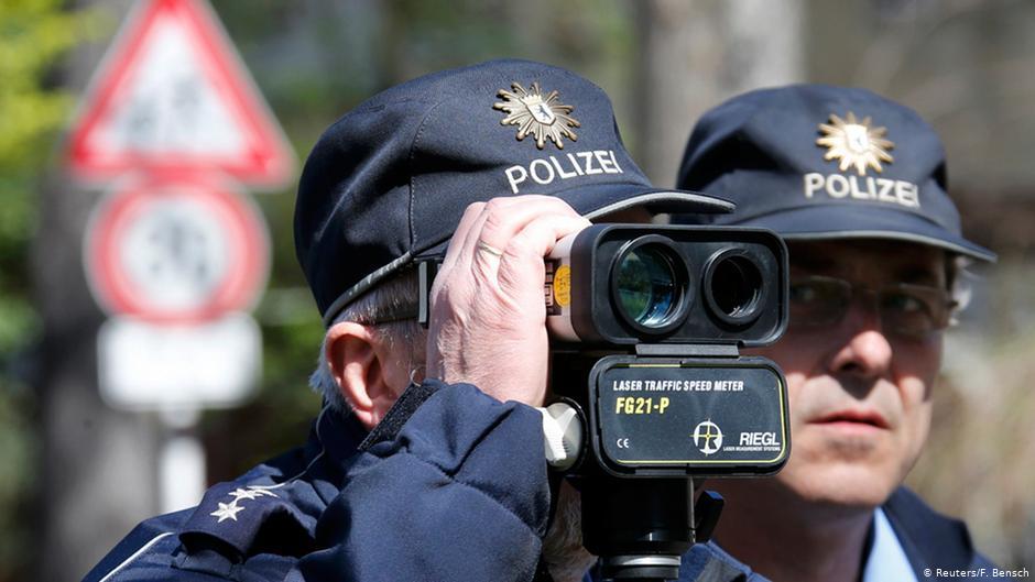 В Германии ужесточили наказание за нарушение ПДД