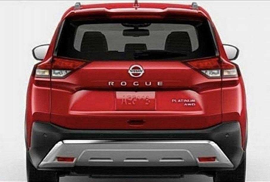 Стало известно, какой мотор будет у нового Nissan X-Trail