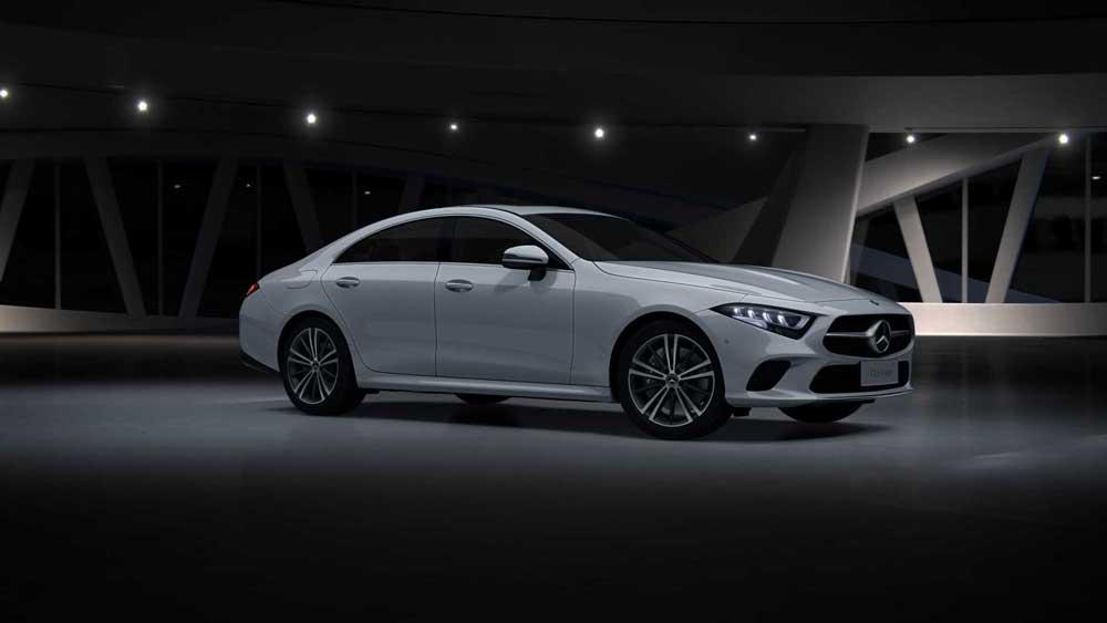 У Mercedes-Benz CLS появился 1,5-литровый мотор