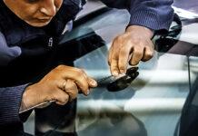 Может ли полиция выписать штраф за трещину на лобовом стекле?