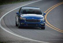 Ford Fusion уходит в историю
