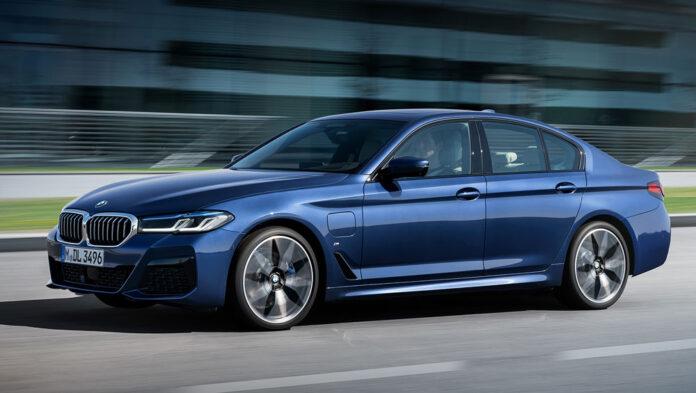 Обновленная «пятерка BMW представлена официально
