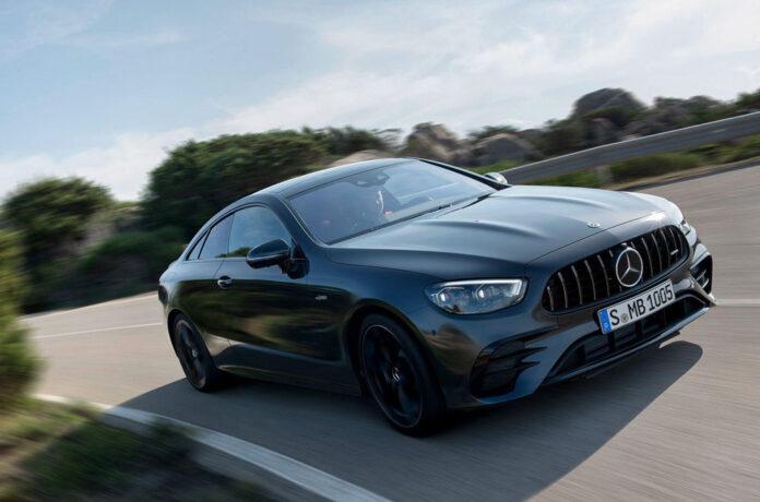Купе и кабриолет Mercedes-Benz E-Class синхронно обновились