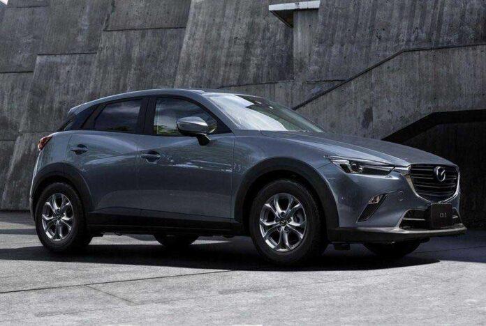 Mazda CX-3 получит 1,5-литровый атмосферник