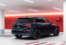Ателье ABT сделало гибридный Audi Q5 мощнее
