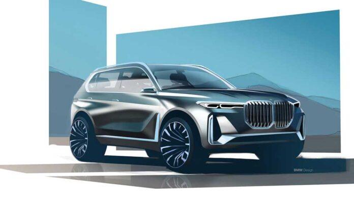 Появились новые подробности о будущем BMW X8 M
