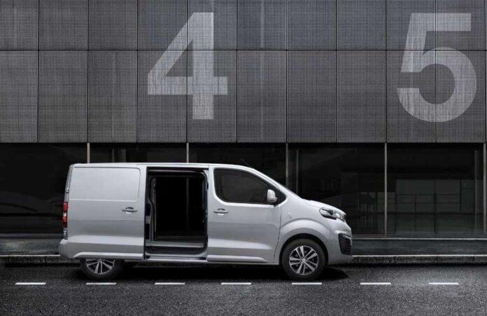 Peugeot e-Expert. Электрофургон следующего поколения