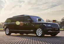 Range Rover превратили в лимузин за 750 тысяч евро