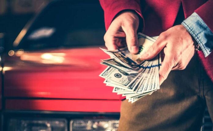 Новый налог на продажу авто