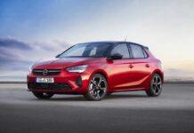 В Украине стартуют продажи шестого поколения Opel Corsa