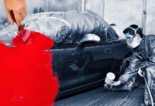Почему перекрашенный автомобиль теряет в цене?