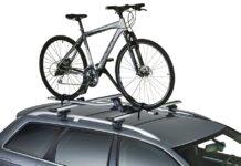 Как возить велосипед в автомобиле