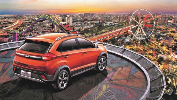 В Украине растет интерес к автомобилям из Китая