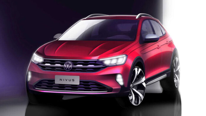 Кроссовер Volkswagen Nivus готов к дебюту