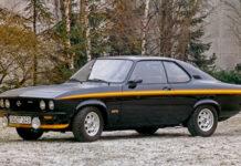 Легенде Opel 50 лет: морской дьявол по имени Manta