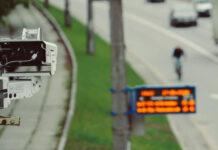 12 раз за день - новый рекорд превышения скорости в Украине