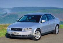 Audi A4 2000-2007