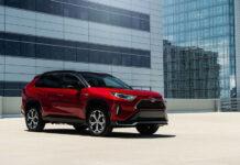 Появились подробности о самом экономичном Toyota RAV4