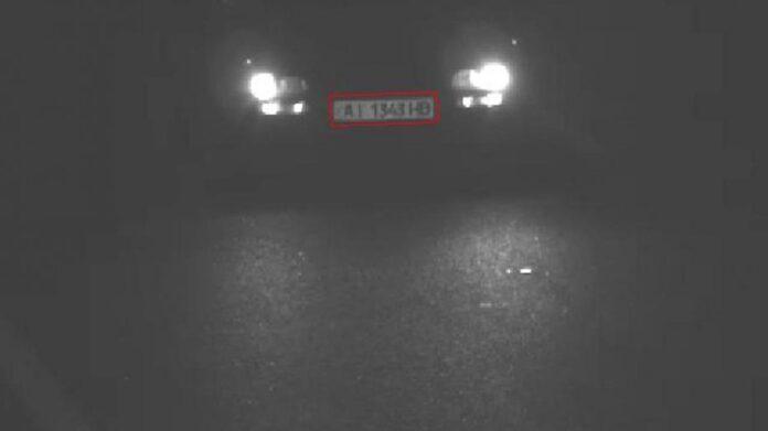 Камера автофиксации помогла найти автомобиль-двойник