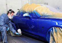 Перекрасил автомобиль – замени техпаспорт. Советы юристов