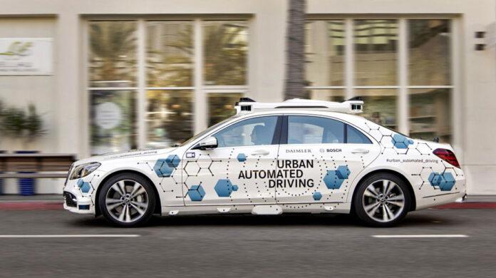 BMW и Daimler приостановили работу над совместным беспилотником
