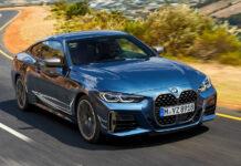 BMW представила купе 4-Series с большими ноздрями