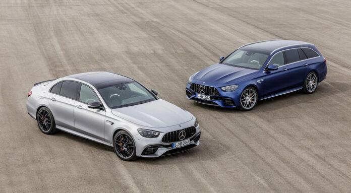 Обновленный Mercedes-AMG E 63 стал комфортнее