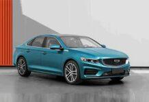 Седан Geely на базе Volvo готов к производству