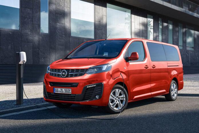 Электрический Opel Zafira-e Life удивит комфортом и универсальностью