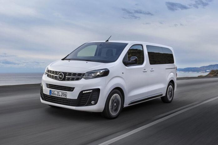 Открыт прием заказов на Opel Zafira Life