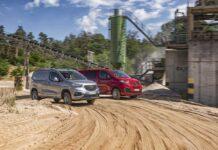 Opel Combo Cargo и Vivaro теперь с полным приводом