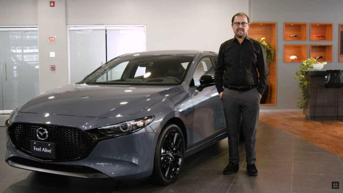 Mazda3 получила 2,5-литровый турбомотор