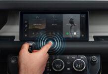 В Jaguar и Land Rover появятся бесконтактные сенсорные дисплеи