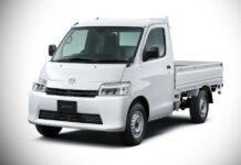 Mazda выпустила грузовик и микровэн на базе Toyota