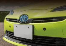Toyota Prius начали оснащать блокировкой ускорения